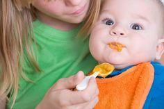 Tipps bei schwierigen Essern und Fütterungsproblemen Children, Babys, Porridge Recipes, Food Baby, Tips, Adventure, Round Round, Young Children, Babies