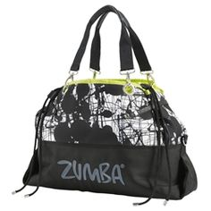 Someone buy this for me! Birthday or Christmas! I need all of this' zumba gym bag Zumba Fitness, Fitness Outfits, Fitness Fashion, Runners World, Workout Attire, Workout Wear, Marathon Training, Boot Camp, Zumba Shoes