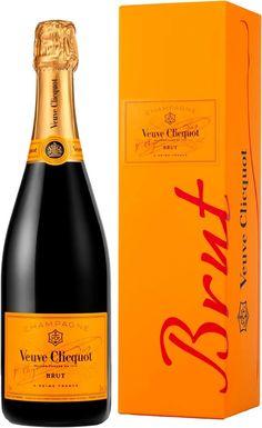 Orange power Reims France, Champagne, Veuve Clicquot, Pinot Noir, Panda, Noter, Vanilje, Orange, Drinks