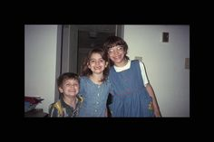 Cute picture of kids! Justin 4 , Kristina 7 and Jessica about 8.