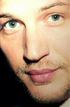 Tom Hardy..look at those lips & eyes &.... just look at him
