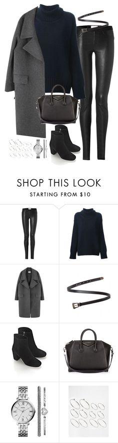 How to wear leather leggings #howtowear #leatherleggings