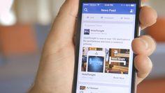 La pub sur Facebook se porte à merveille