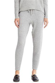 LOUIS /& LOUISA PURE Loungewear Leggings schwarz Gr.38 NEU