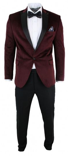 Wedding Suits – Ed Clarke – Magician Maroon Tuxedo, Maroon Suit, Burgundy Suit, Grad Suits, Prom Suits For Men, Mens Suits, Prom Tux For Guys, Prom Clothes For Guys, Blazer Outfits Men