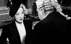 Witness for the Prosecution - Marlene Dietrich