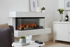 If you are in search of an electric fire in the UK, Banyo in just a call away to cooperate with you and sort out the issues regarding which type of electric fire your place needs in winter for coping with all the issues related to heating system that disturb you to enjoy the winter season with its real spirt. Wall Fires, Aesthetic Sense, Electric Fires, Heating Systems, Energy Efficiency, Winchester, Dimplex Fires, Relax, Contemporary