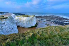 Botany Bay in Kent, maar drie kwartier rijden vanaf Dover!