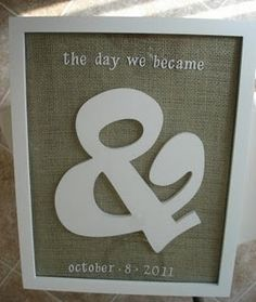 i need a friend to get married so i can do this for them.. i'd accept as a gift *hint*hint* :)