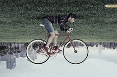 PRINT | Bicycle - Panalgesic on Behance
