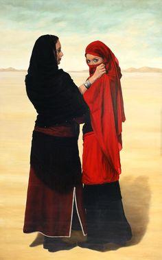 Por Amor al Arte: Deangel, pintor realista contemporaneo español. Un recorrido visual por su excepcional obra.