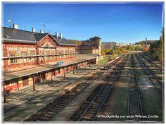 #mesto #pribram #city #trainstation #autumn #czechia #cesko #myphoto #vylet #cestovani #adventure #explore #travel #trip #2017 #retroturistika