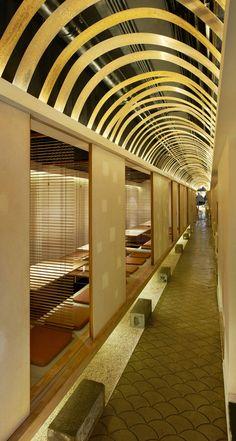 Sake Manzo by Beijing Matsubara and Architects