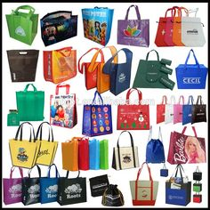 Top Quality Promotion Pp Non Woven Bag Custom