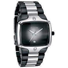 Reloj NIXON PLAYER TWO TONE BLACK