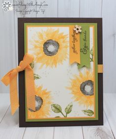 Stampin' Up! Painted Harvest for Sunday Stamps – Stamp With Amy K