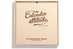 Calendar with attitude