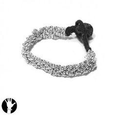 SG Paris Bracelet Metal Silver Argente Bracelet Bracelet Metal Summer Women Ethno Glam Fashion Jewelry / Hair Accessories 'Boule' Chain $2.99