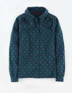 Printed Jersey Shirt WL911 Shirts & Blouses at Boden
