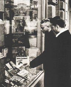 photographs by Anton Corbijn \\ Depeche Mode Strangers