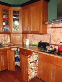 Universal Designed kitchen