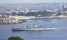 HMS Bacchante F69