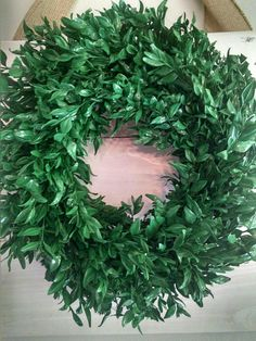 Check out this item in my Etsy shop https://www.etsy.com/uk/listing/532892879/10-dried-boxwood-wreathfixer-upper