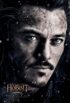The Bard Character Poster For 'The Hobbit: The Battle Of The Five Armies'