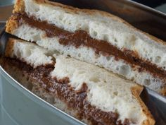Chocolate Sandwich   | Cafe Bread N Butter | Pune