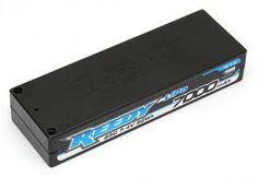 NEW! Reedy 7000mAh 65C 7.4V 5mm Competition LiPo Battery!