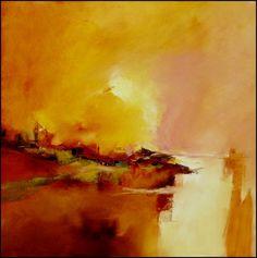 Gerard Mursic artiste peintre breton Saint Malo