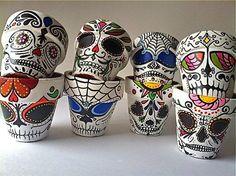 parabéns com caveira mexicana - Pesquisa Google