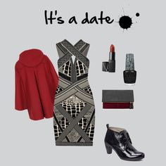 A fashion look from September 2012 featuring cut out bodycon dress, hooded cape coat and real leather purses. Browse and shop related looks. Shoe Bag, Polyvore, Stuff To Buy, Accessories, Shopping, Shoes, Design, Women, Style