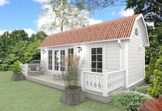 """Attefallshuset """"Kristina"""" 25 