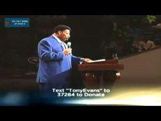 Dr. Tony Evans, The Power Of A Woman's Faith