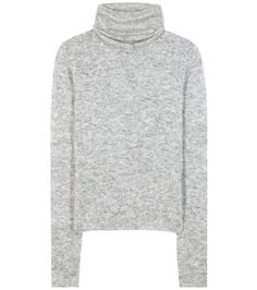 Acne Studios - DWYN mohair and wool-blend turtleneck sweater - This sweater  from Acne 3b5b6f04b6c