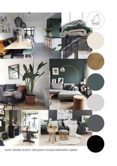 Interior Design Presentation, Home Interior Design, Interior Architecture, Room Colors, House Colors, Home Living Room, Living Room Decor, Apartment Color Schemes, House Color Palettes