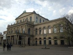 Opera House Hannover,Germany