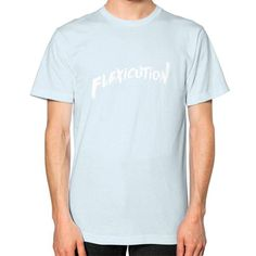 Flexicution Unisex T-Shirt (on man)
