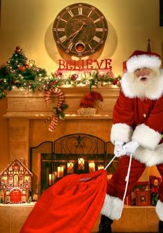 Now you can PROVE Santa was in your Home on Christmas Eve!  Get the Details