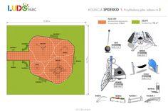 Projekty placów zabaw dla dzieci | http://www.ludoparc.pl/projektowanie.html