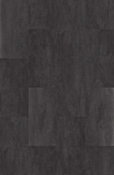 Brandneu Solid Black - Wineo 800 Tile Vinyl Fliesen | Boden Flur | Pinterest XA12