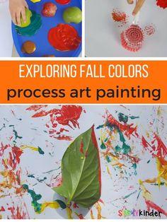Fall Color Process A