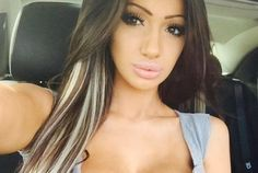 Chloe Mafia Becomes a Millionaire Due to webcam stripping job #ChloeKhan, #ITVShow, #SpearmintRhino