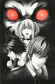 Deathnote: Anime de culto, recomendado 10/10..muy psicologico
