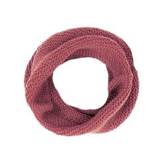 Ketiketa - Garter collar scarf (cherry)