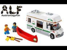 Lego City 60057 Camper Van / Wohnmobil mit Kanu - Lego Speed Build Review