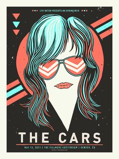 The Cars - May 15, 2011  The Fillmore Auditorium