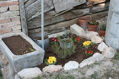 Uno spazio per le erbe aromatiche