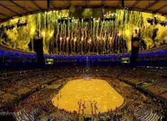 Com ingressos a R$ 3 mil, cerimônia de encerramento tem espaços vazios no…